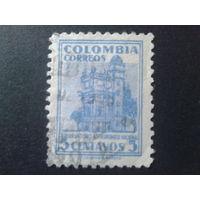 Колумбия 1946 астрономическая обсерватория