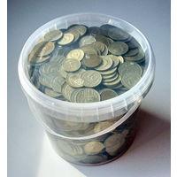 Ведёрко монет СССР. 3.750 кг.