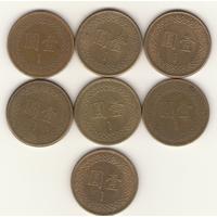 1 доллар 1981, 1982, 1984, 1986, 1994, 1995, 1997 г.