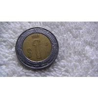 Мексика 1 ПЕСО 2004г биметалл распродажа