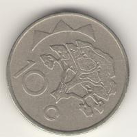 10 центов 1993 г.