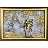 """Картина """"Париж"""" в раме (40*60см)"""