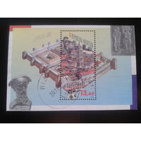 Хорватия 1995 1700 лет г. Сплит  блок