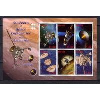2008 Невис. 50 лет освоения космоса