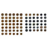 Набор монет (Украина) 39 штук одним лотом.