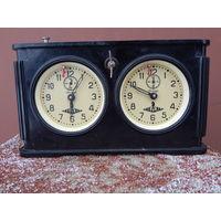 Часы шахматные, рабочие, высота 16см.,ширина 27см.