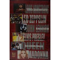 Queen-Madonna-Lennon - Elvis Presley - Led Zeppelin Docs. (DVD10)