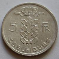 Бельгия, 5 франков 1949 г. 'BELGIQUE'