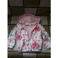 Куртка ветровка р. 92-98
