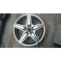 Оригинальный колесный диск AMG A2214013302 для Мерседес S-класса W221