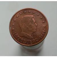 5 евроцентов 2002 Люксембург