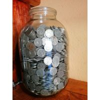 10 килограмм, Монеты СССР 1961-1991,15 копеек
