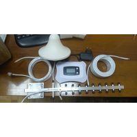 GSM Мобильный усилитель сигнала Ретранслятор WCDMA 3g Усилитель сотового сигнала
