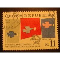 Чехия 1994 120 лет ВПС полная