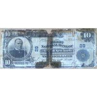 10 $ 1902г.