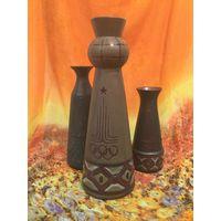 Ваза Пламя Олимпиады, керамика