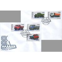 КПД Беларусь 1998 МАЗ автомобили