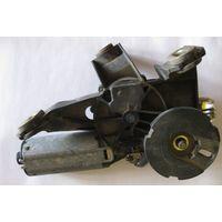 100596 Моторчик задней щетки Citroen C5 Valeo 54904512