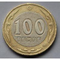 Казахстан, 100 тенге 2004 г.