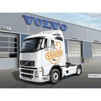Автомобиль VOLVO FH16 520 SLEEPER CAB, сборная модель автомобиля 1/24 Italeri 3907