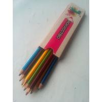 Набор карандашей цветных СССР
