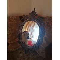 Зеркало в ажурной раме