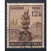 1944 - Рейх - Город Фулда Mi.886