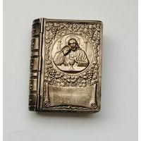 Христианская шкатулка для хранения святынь ( Европа, первая половина 20 в. )