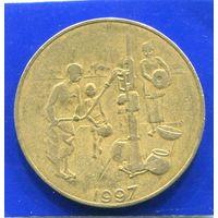 Западная Африка 10 франков 1997
