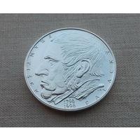 Чехия, 200 крон 1998 г., серебро