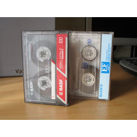 Аудио кассеты Sony, BASF
