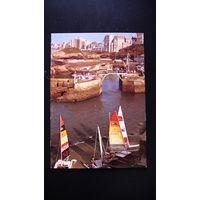 Почтовая карточка. (29 A - Catamarant).  распродажа