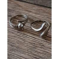 Два кольца 925