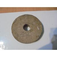 Шлифовальный кружок ( 90 х 20 мм)