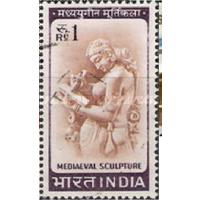 Индия 1965 Скульптура