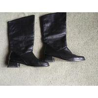 Shelly сапоги кожаные размер 36 (UK4/US7), Бразилия