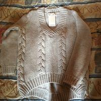 Zara Knit вязаная кофта оверсайз размер М