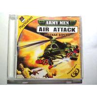 Army men air attack . Sony PlayStation