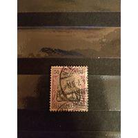 1902 Германия Рейх мих76 оценка 1,5 евро (3-14)