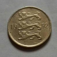 10 сенти, Эстония 1992 г.