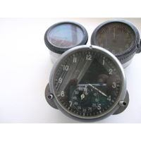 Часы трое одним лотом СССР