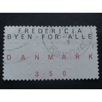 Дания 1990 для слепых