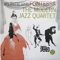 The Modern Jazz Quartet, Fontessa, LP 1956