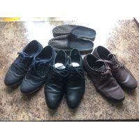 Ассорти мужской обуви на 39-40 размеры.