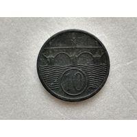 Богемия и Моравия 10 геллеров 1941