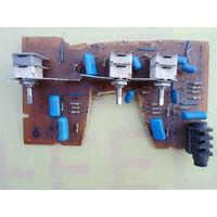 Резисторы переменные на плате в сборе 2 шт. стерео 22 ком и 1 шт. 100 ком  (цена за все)
