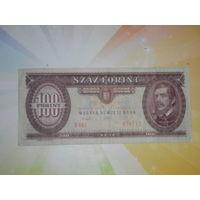 Венгрия 100форинтов 1993г.