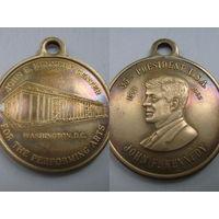 35-й призидент 1961-1963гг.Джон Ф.Кеннеди