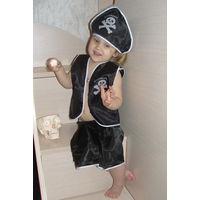 Карнавальный костюм девочки Пиратки. Разные размеры. Новый в упаковке. Недорого!