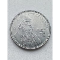 Мексика 1 песо 1984